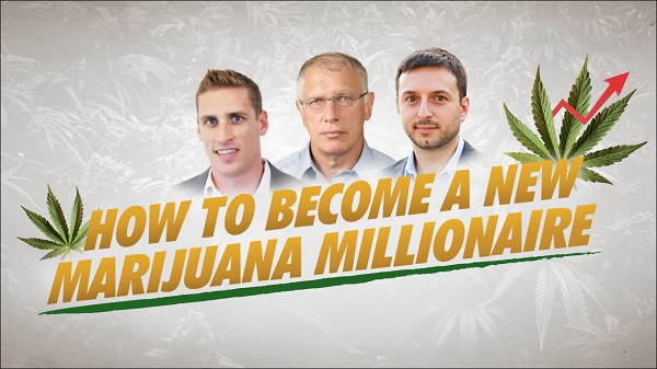 Crisis Investing Pot Stock Millionaire Weedinar