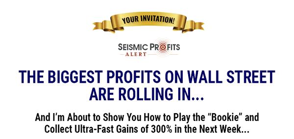 Seismic Profit Alert Review