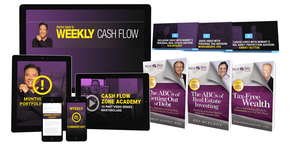 Rich Dad's Weekly Cash Flow Review – Is it Right For You?