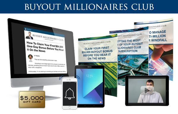 The Buyout Millionaires Club Review