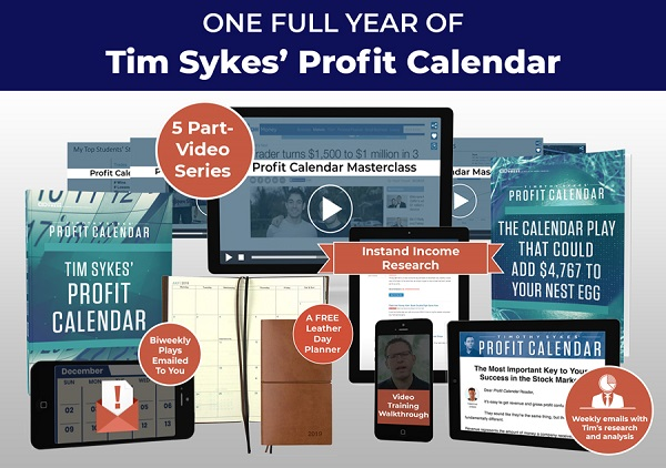 Tim Sykes Profit Calendar Review