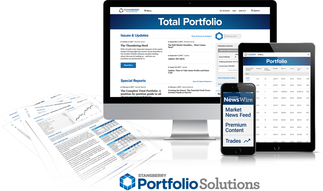 Stansberry Portfolio Solutions Review