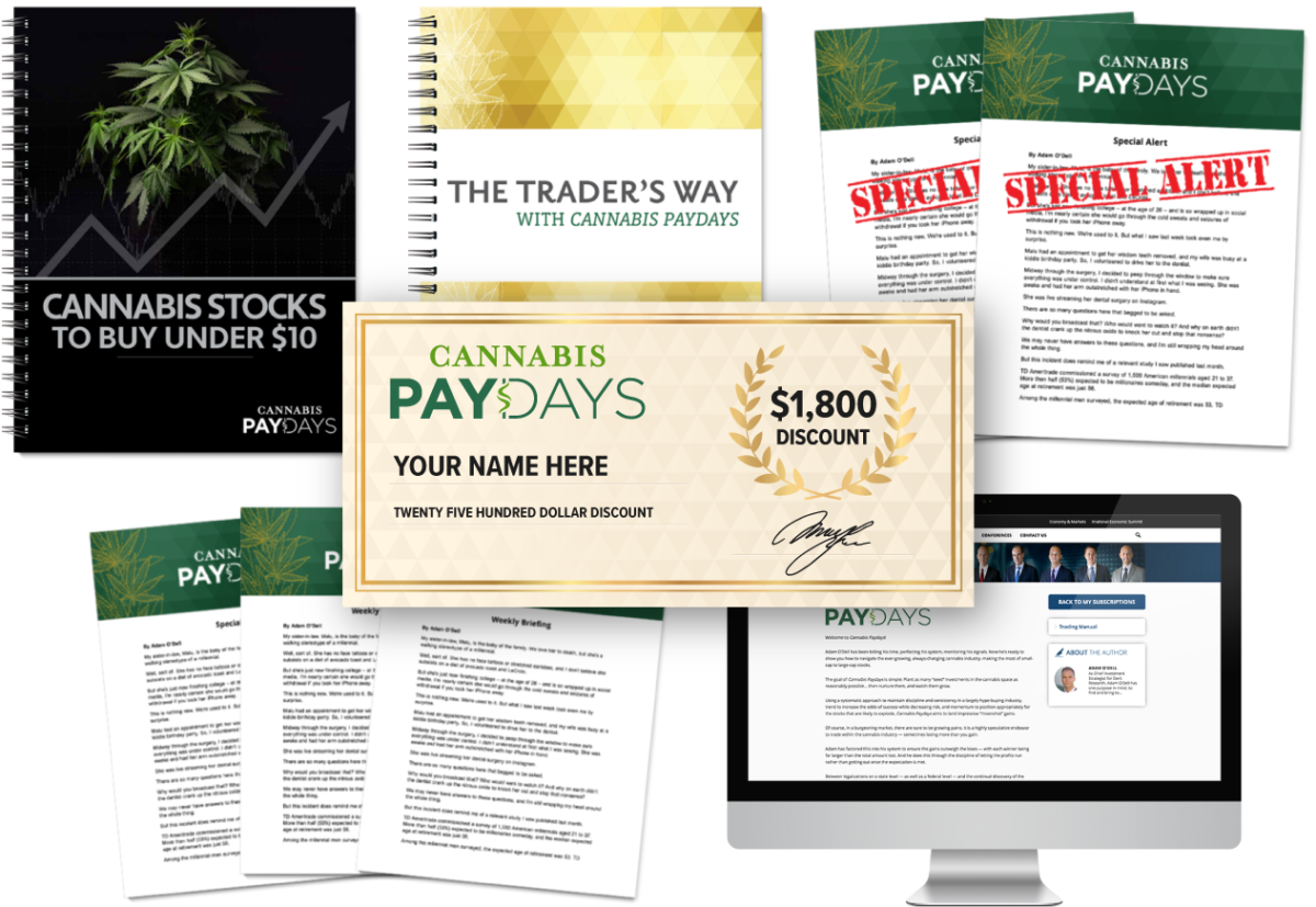 Cannabis Paydays Review – Is Adam O'Dell Research Service Good?