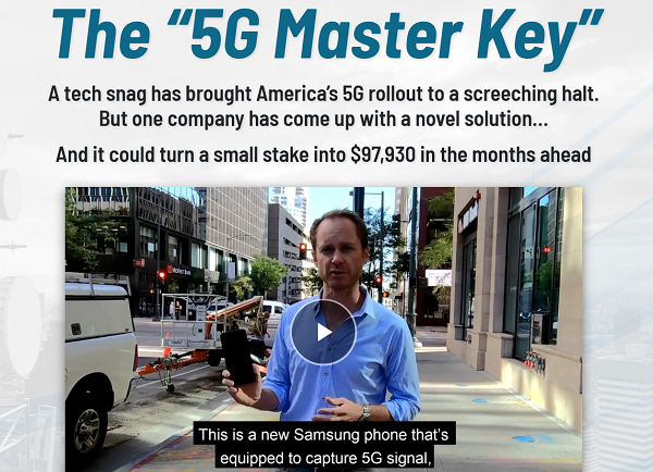 The 5G Master Key Review