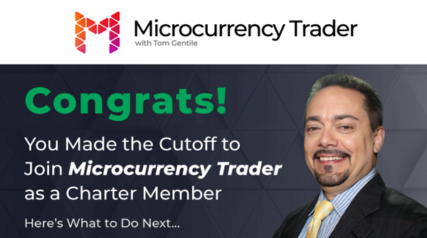 Tom Gentile's Microcurrency Trader Review