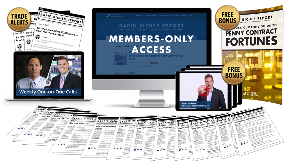 The Rapid Riches Report Review – Is Alan Knuckman's Newsletter Legit?