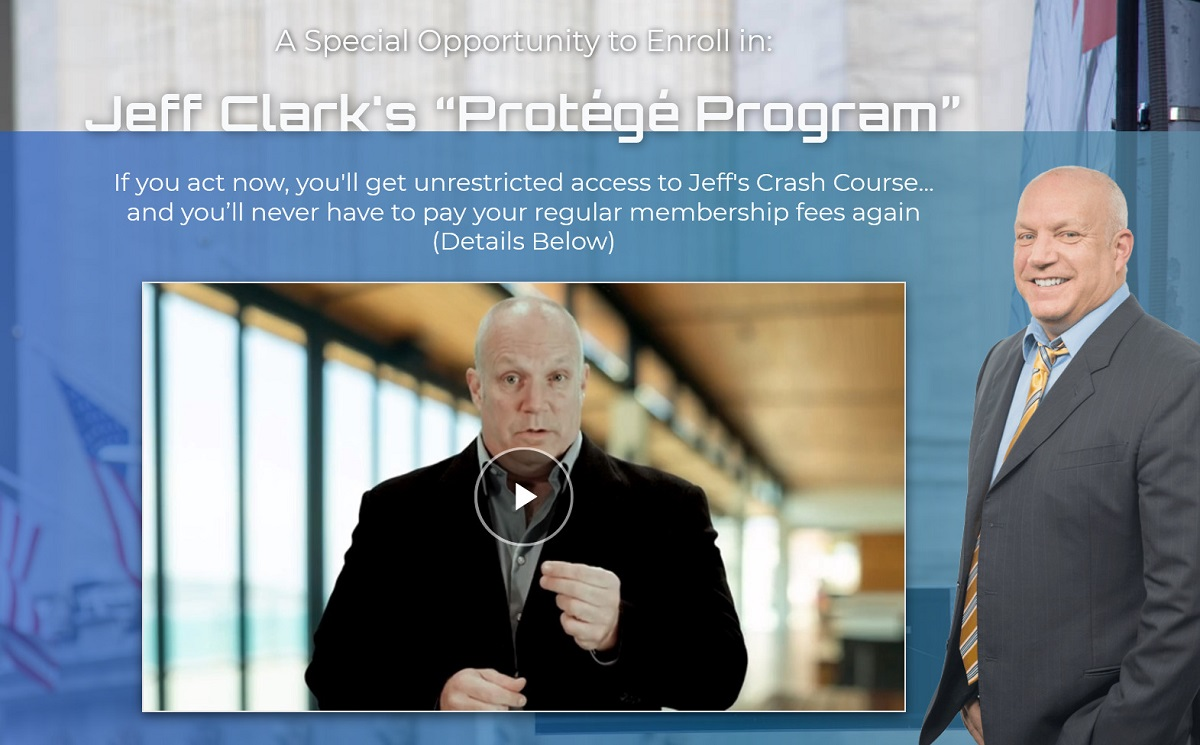 Jeff Clark Alliance Review: Jeff Clark Protégé Program Enrollment
