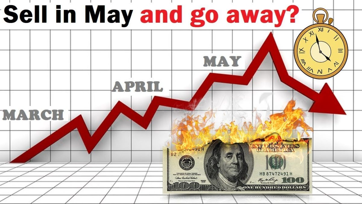 Jeff Clark's Trading Advice: Sell in May and go away