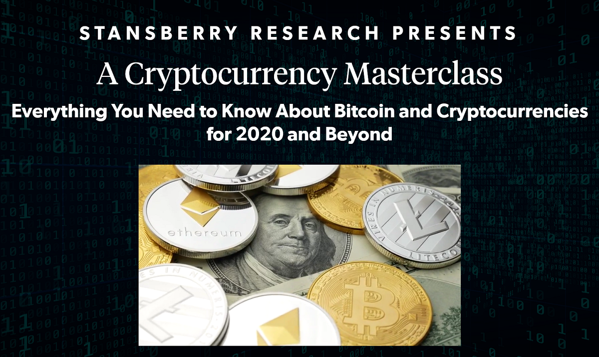Stansberry Research Cryptocurrency Masterclass Review: Eric Wade's Crypto Capital Newsletter