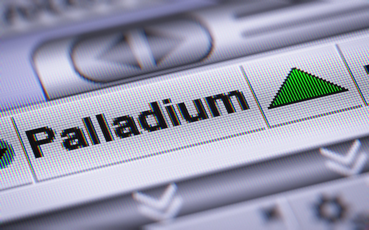 Palladium is a Precious Metal to Keep a Close Eye on Today