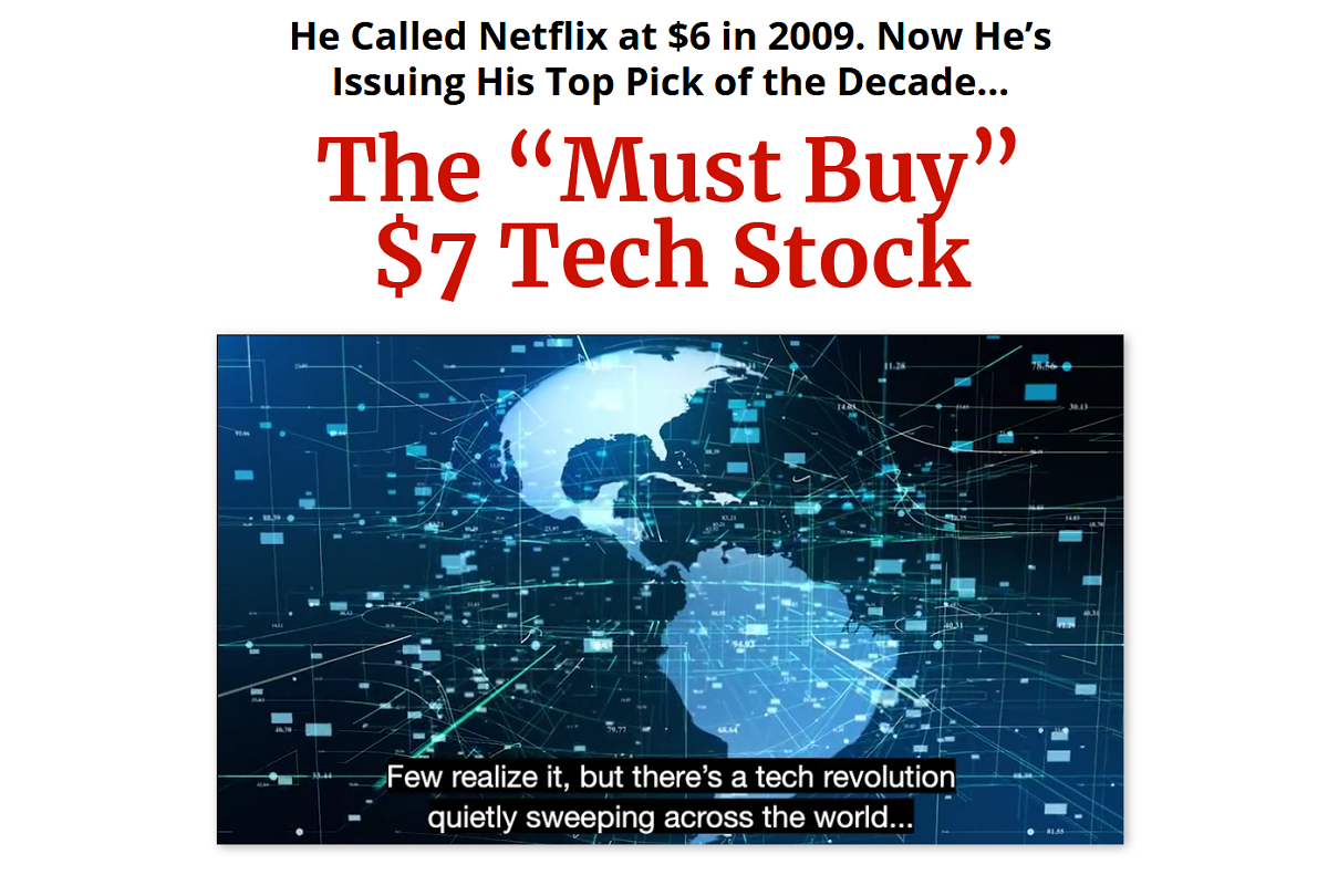 "Manward Letter Review: Andy Snyder's The ""Must Buy"" $7 Tech Stock"