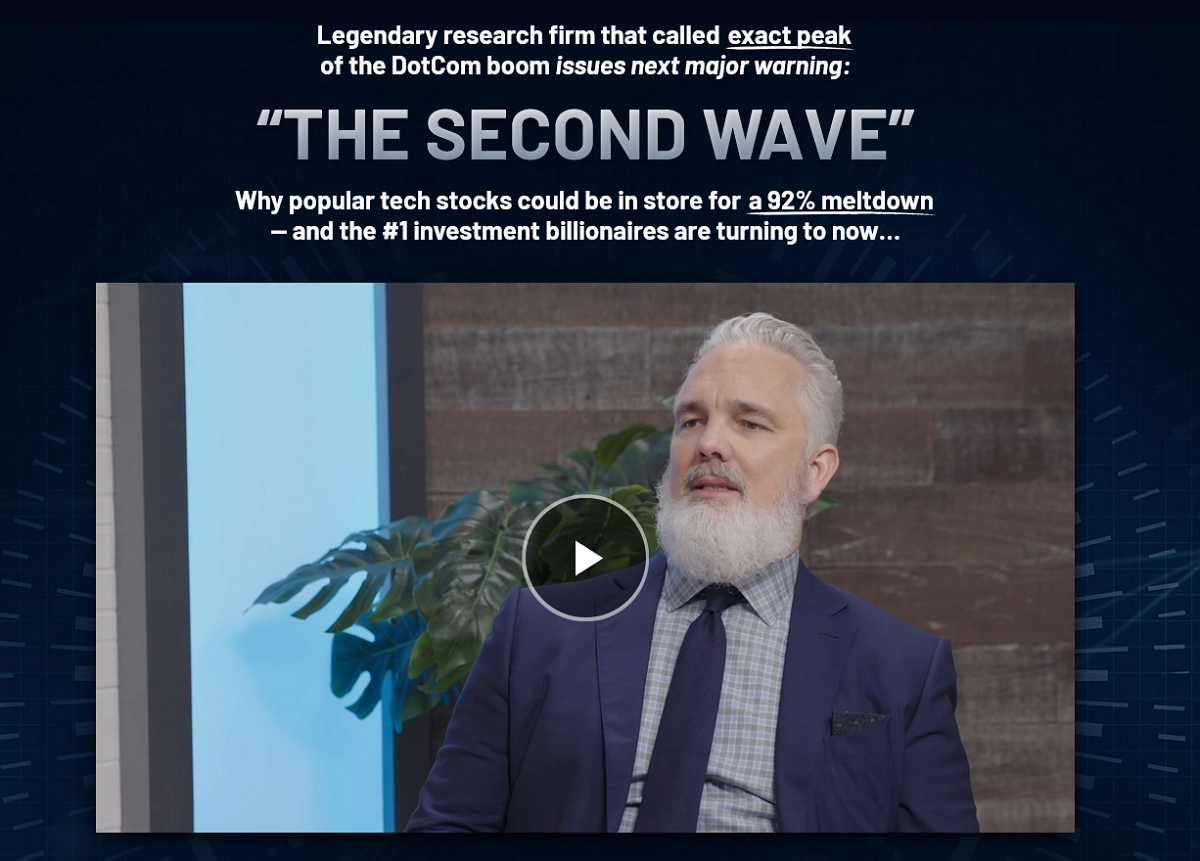 The Near Future Report Review: Jeff Brown's Second Wave Prediction