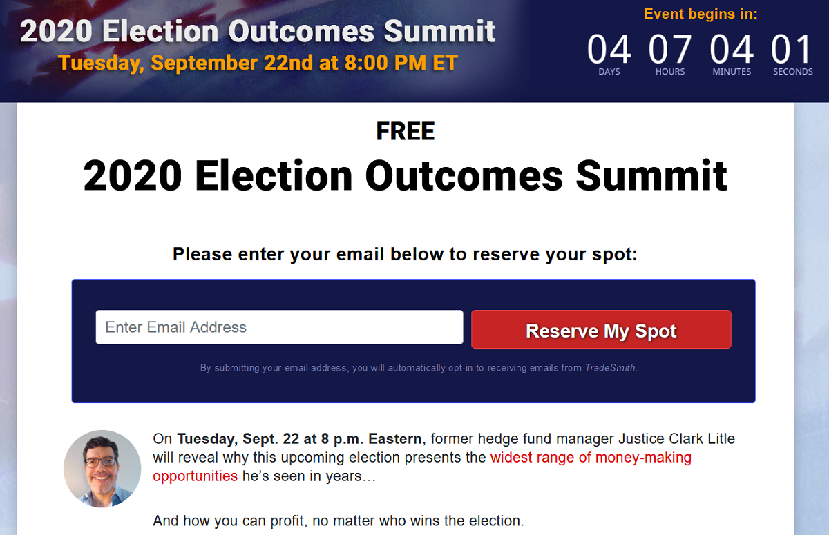 2020 Election Outcomes Summit: Has the 2020 Election Put Your Portfolio at Risk?