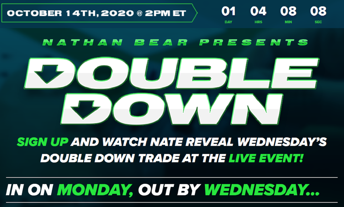 Nathan Bear Double Down System Review