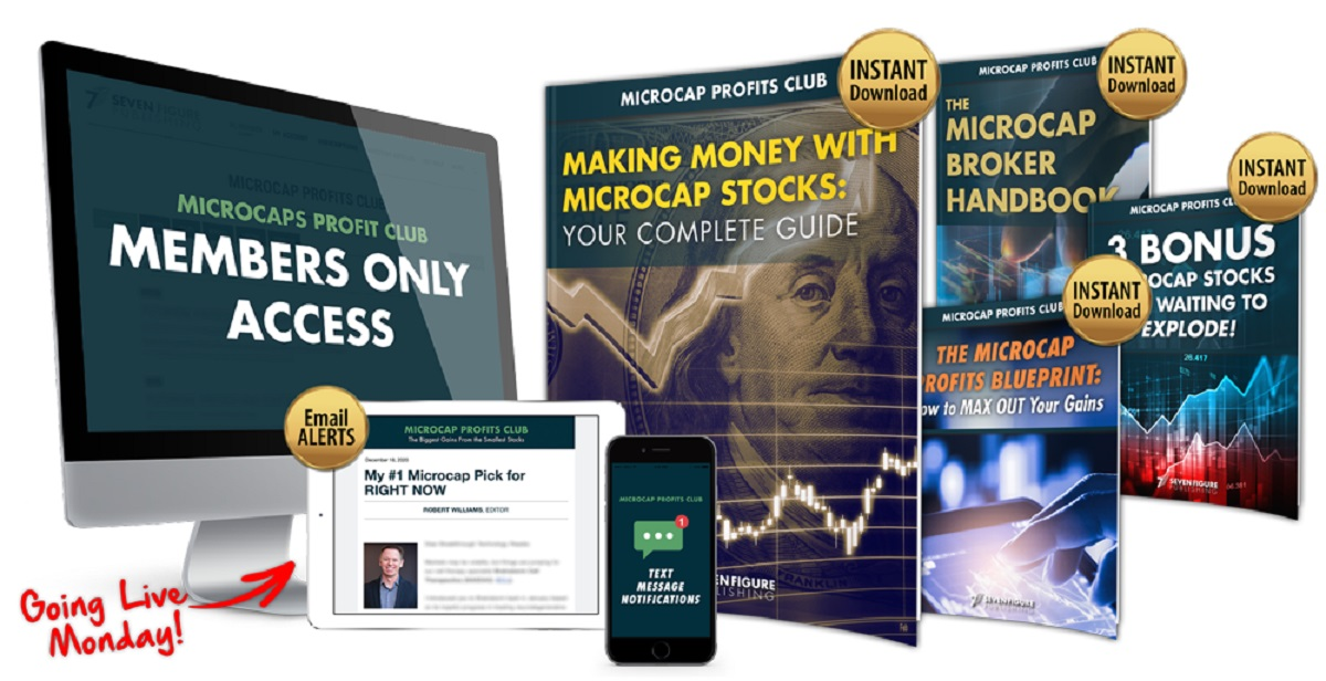 Microcap Profits Club Review – How Is Robert Williams Research Service?