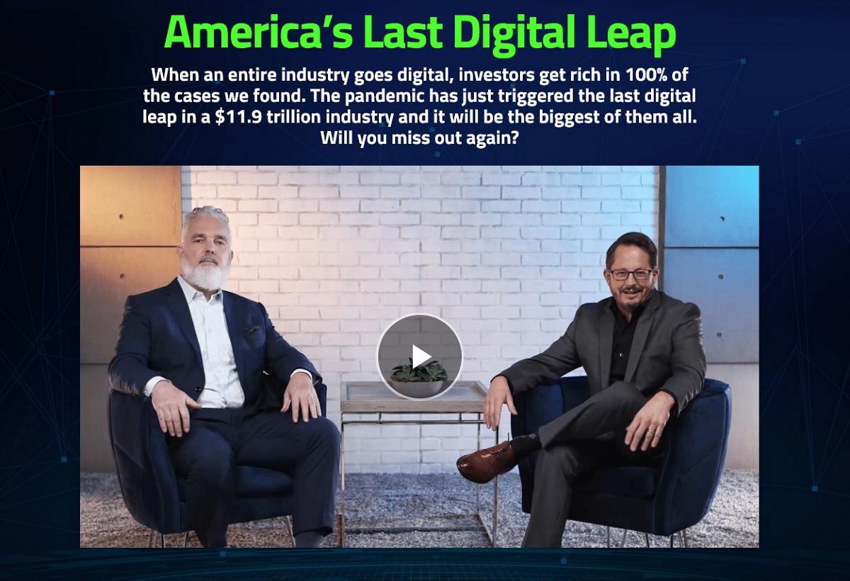 Jeff Brown America's Last Digital Leap
