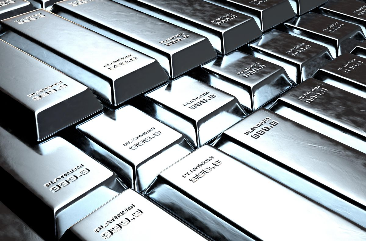 Platinum is The Winner in the Precious Metals Market