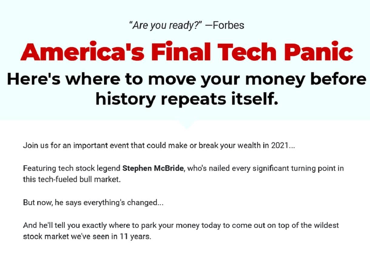 America's Final Tech Panic
