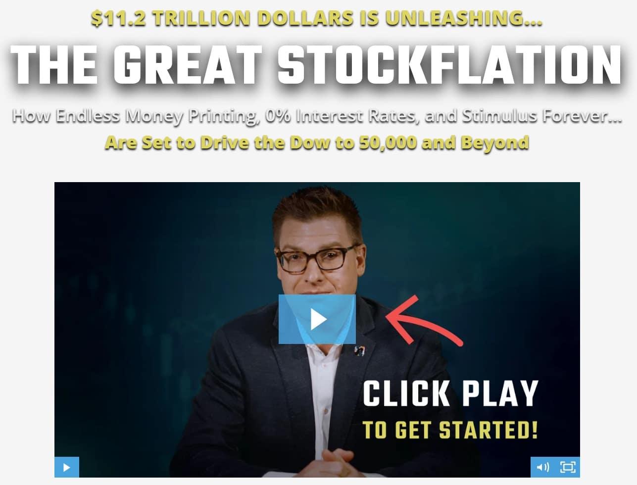 Bryan Bottarelli's Stockflation