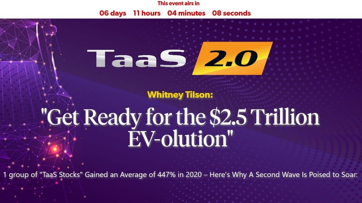 """Whitney Tilson """"TaaS 2.0"""" Event Review – Is It Legit?"""