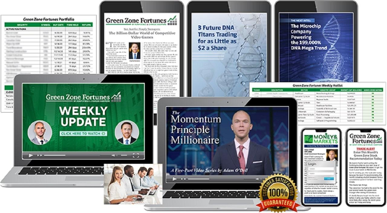 Adam O'Dell's Green Zone Fortunes Review