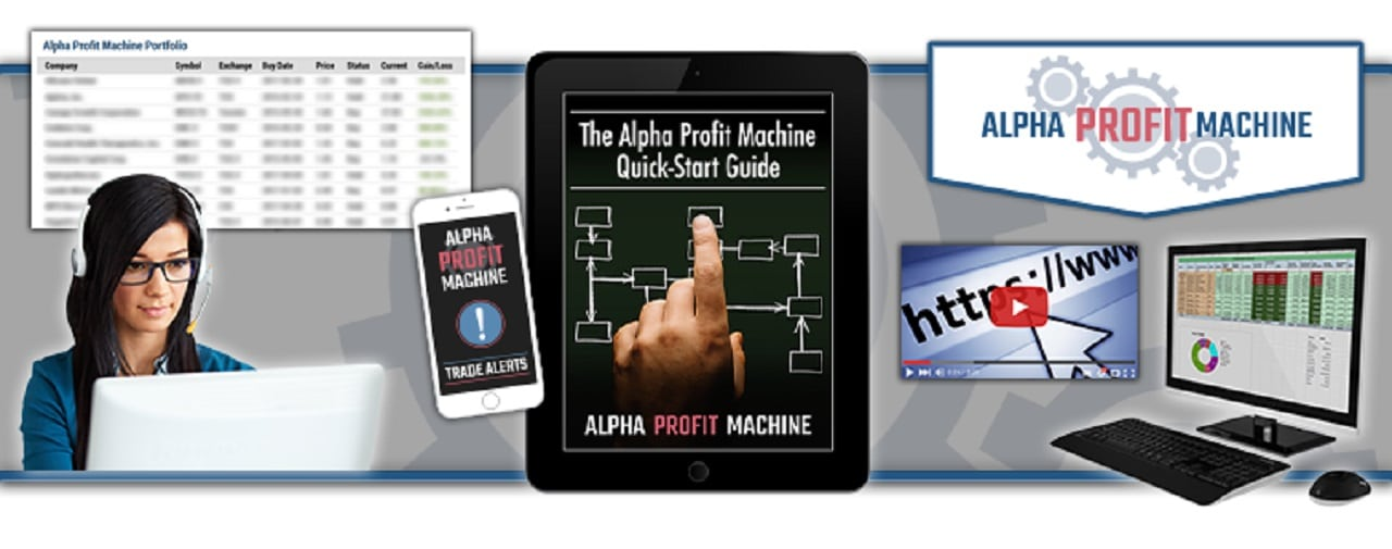 Briton Ryle Alpha Profit Machine Review