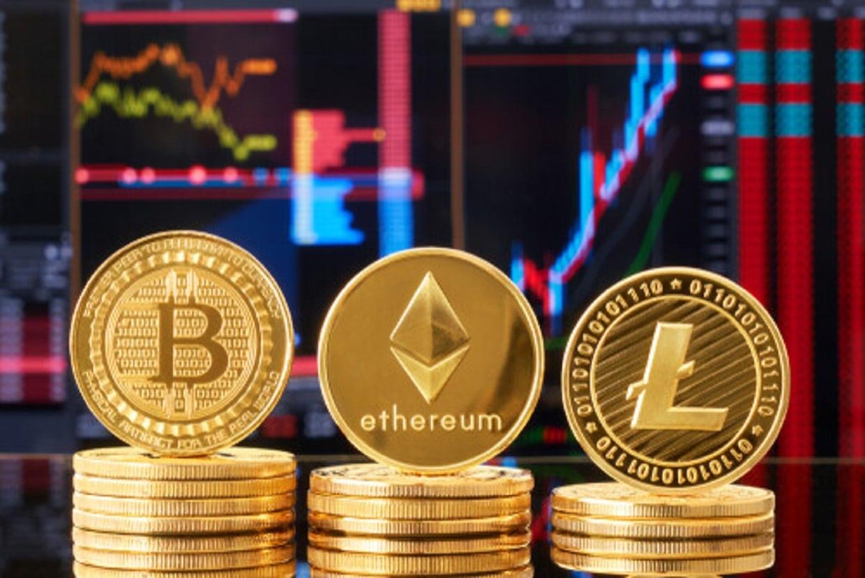 Six Crypto Coins Eric Wade