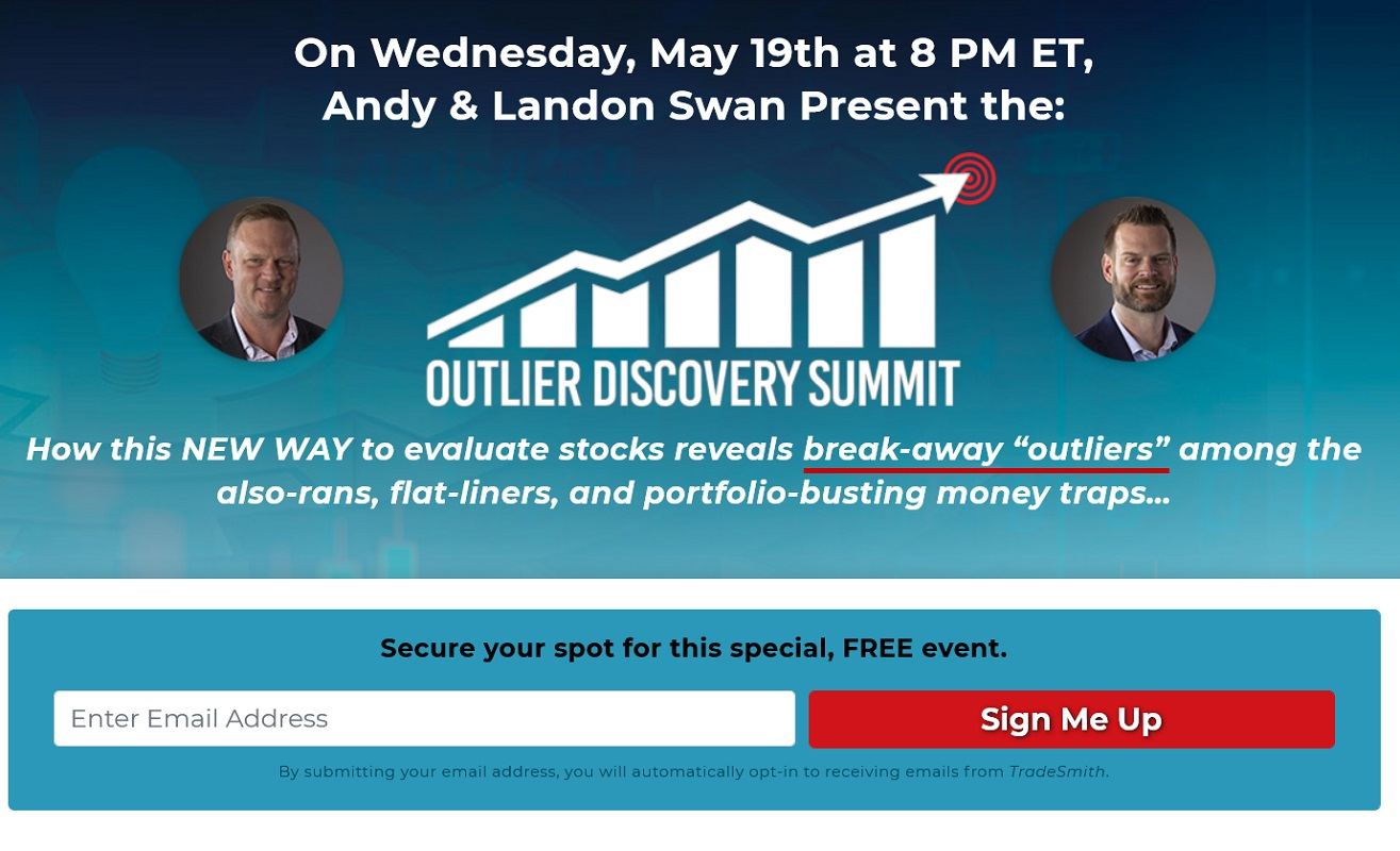 The Outlier Discovery Summit with Andy and Landon Swan