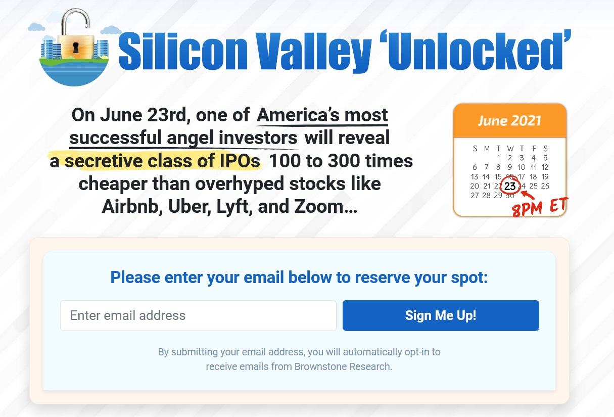Jeff Brown Silicon Valley Unlocked