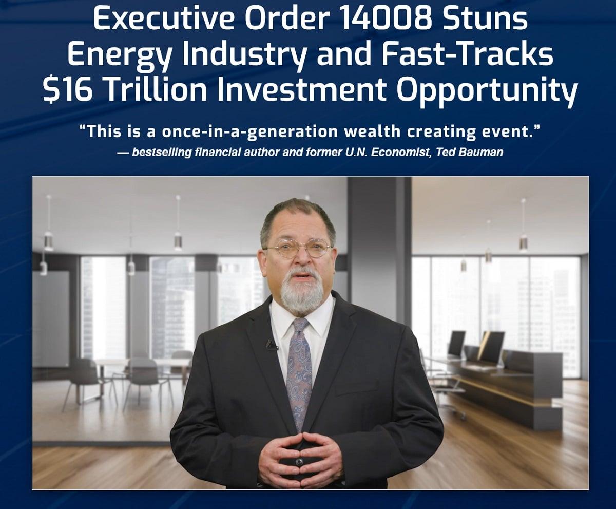 Ted Bauman's Solar-on-Demand's Standard Oil Company