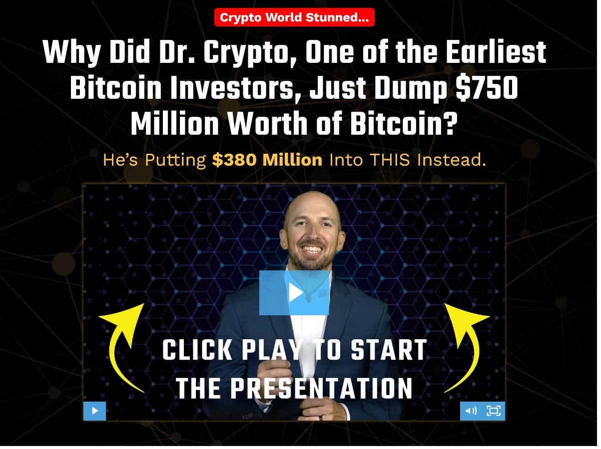 Andy Snyder's Crypto Profit Package - 2 Killer Crypto Coins