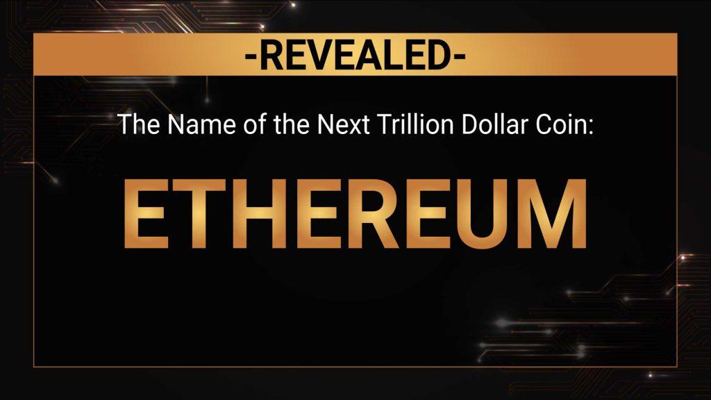Crypto's Next Trillion Dollar Coin Revealed