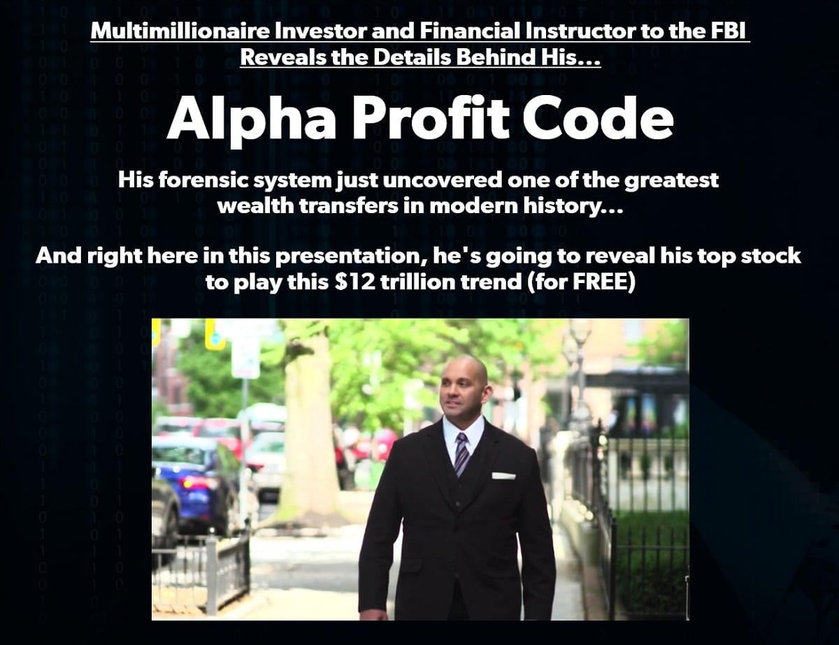 Hidden Alpha - Joel Litman's Five Alpha Profit Code Stocks To Buy Today