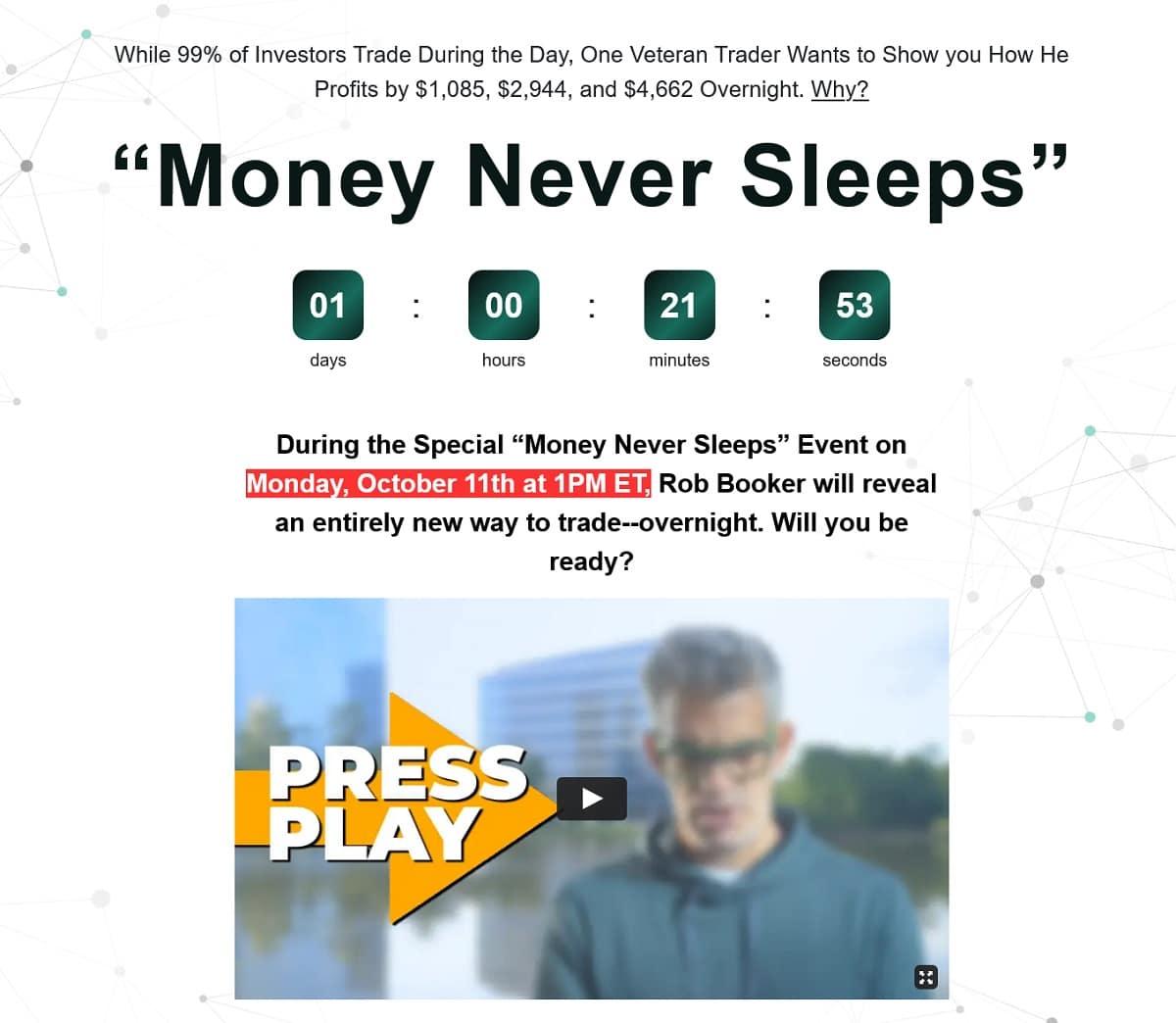 Rob Booker Sleeper Trades